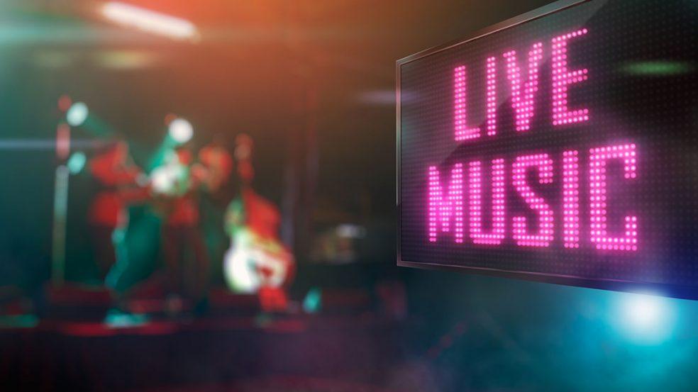 Live-Musik in der Bar kann den Beitrag zur Künstlersozialkasse in die Höhe treiben.
