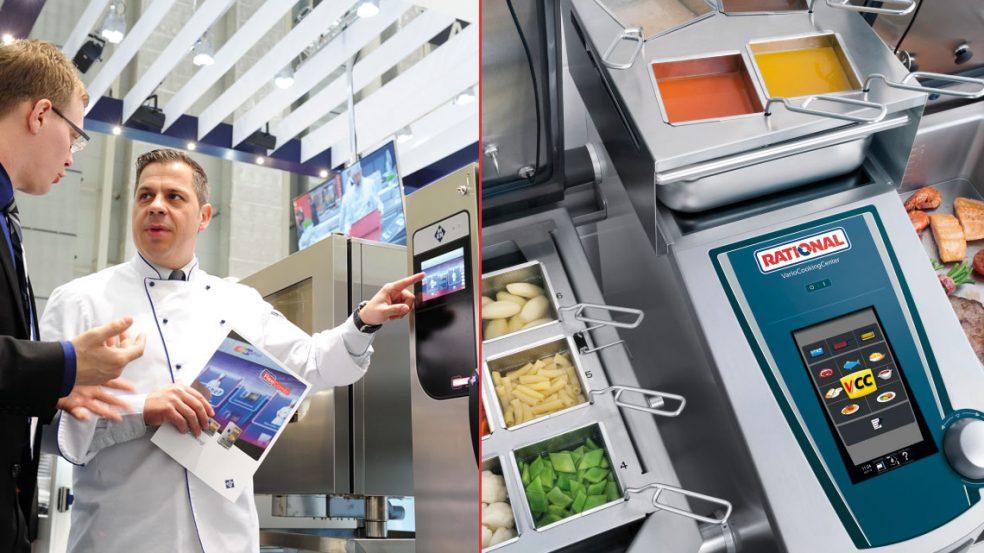 Küchentechnik im Jahr 2018