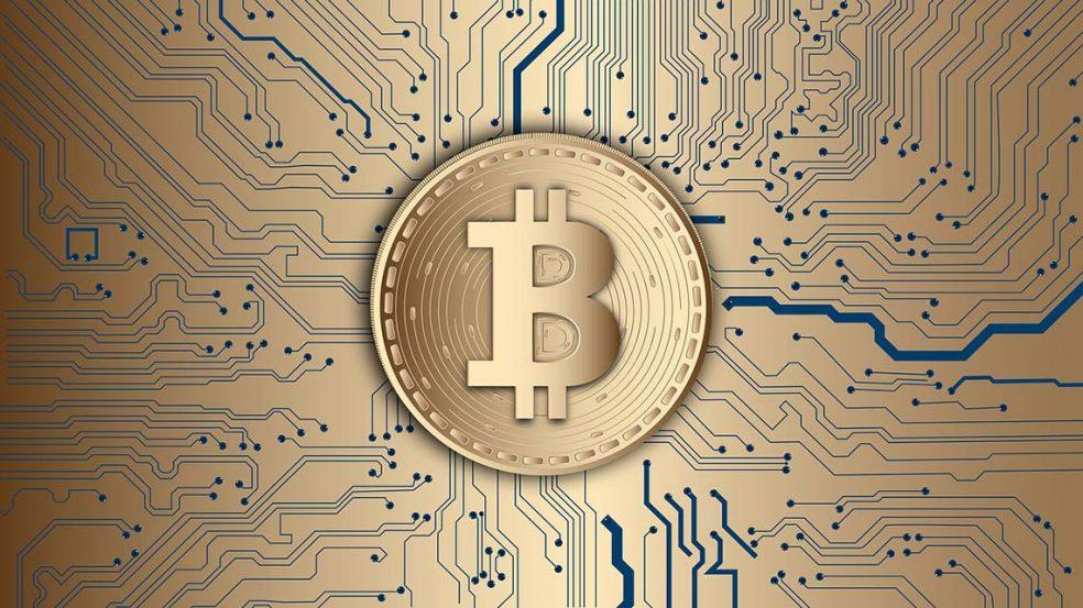 Bitcoins als Kryptowährung