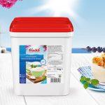 Joghurtcreme Holunderblüte-Minze für köstliche Dessertzubereitungen.