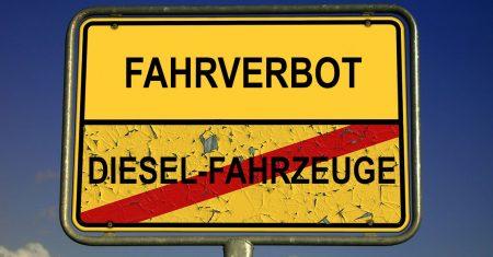 Diesel-Fahrverbot schadet dem Tourismus