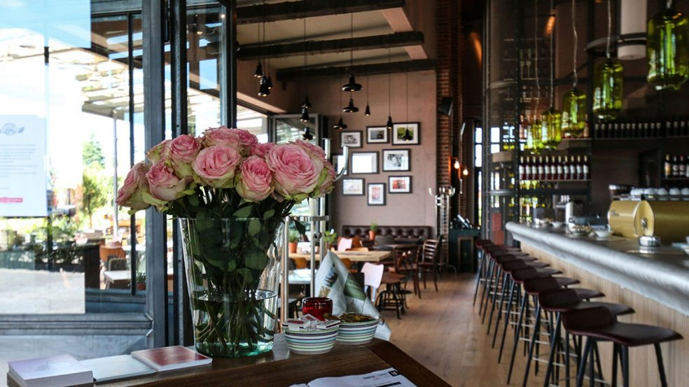 Im Juni in Berlin eröffnet: Die L'Osteria in Berlin-Mahlsdorf.