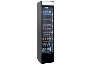 Extra schmaler Kühlschrank von Saro.