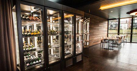 Der Weinkühlschrank als Stilelement