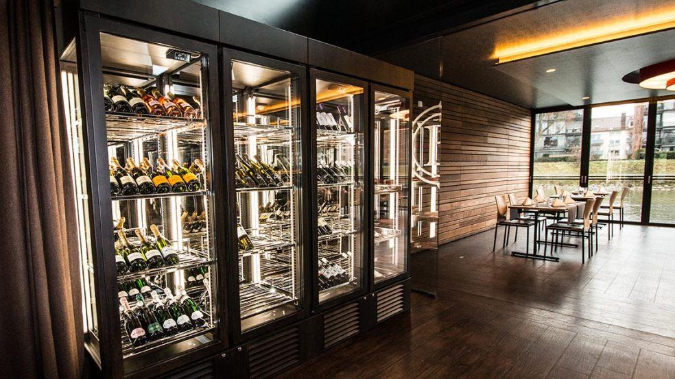 Wein lagern und präsentieren - Weinkühlschrank für mehr ...