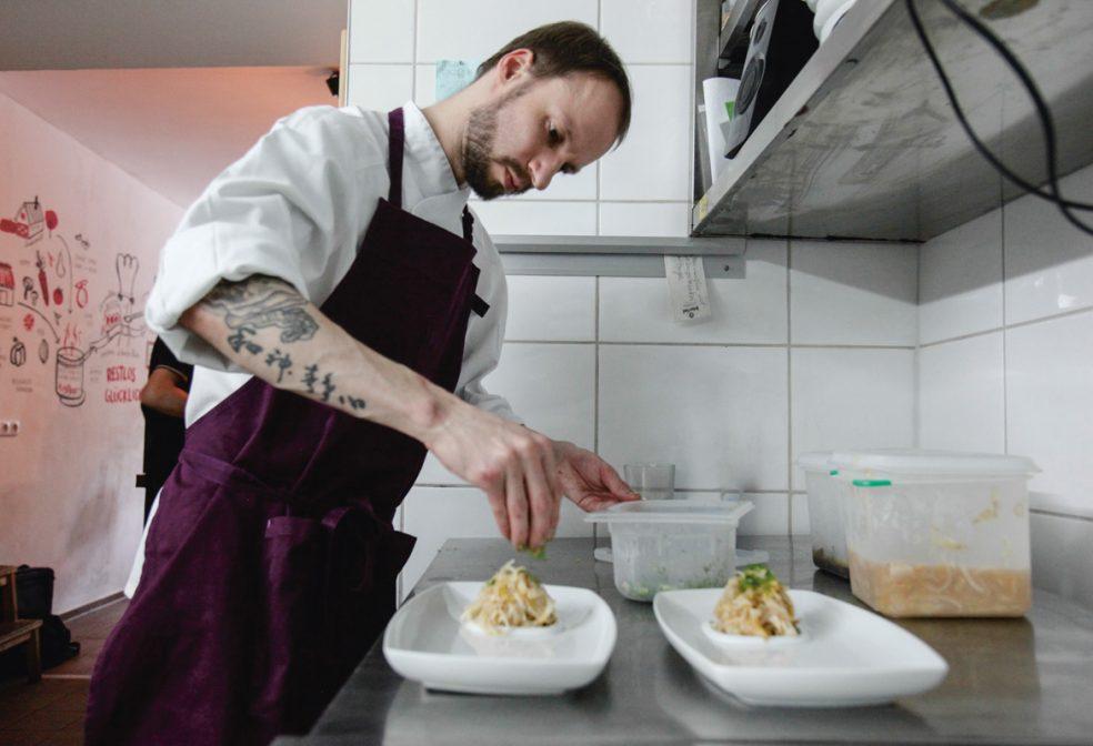 Beim Gastro-Gründerpreis 2017 wurde das Konzept des Vereins für Wertschätzung von Lebensmitteln mit dem Social Award ausgezeichnet.