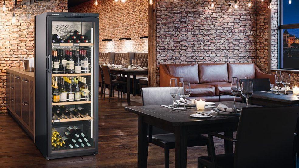 Weinschränke - innovativ und energieeffizient - Gastgewerbe-Magazin
