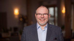 Michael Buchna, Inhaber des Landhotels Saarschleife.