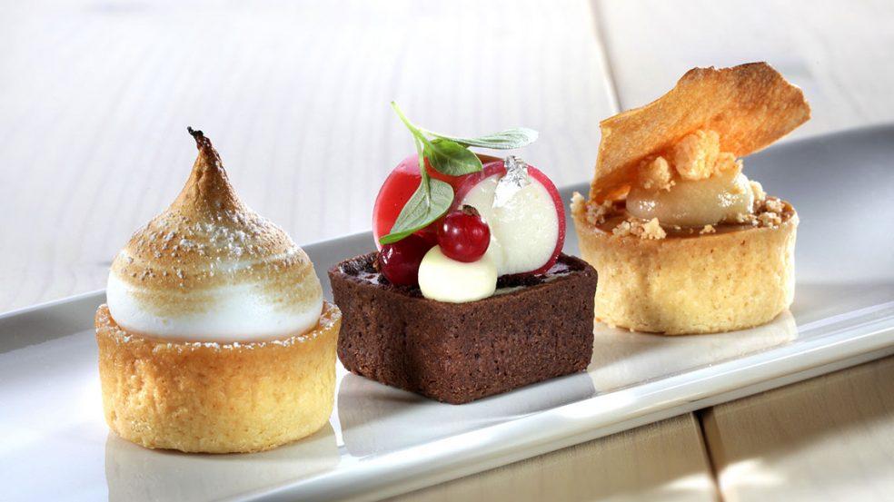 Tart Filigrano Mini Dessert Variationen