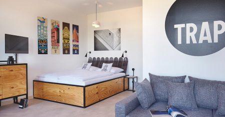 Hotelimmobilie des Jahres 2017 war die Bretterbude, jetzt startet der Wettbewerb in die nächste Runde.
