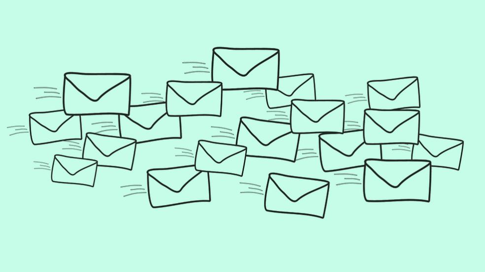 Rechtliche Hinweise unter Mails ungültig.