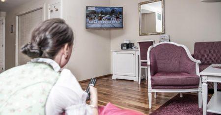 Goingsoft hat speziell für den professionellen Einsatz in der Hotellerie eine eigene TV-Lösung konzipiert.