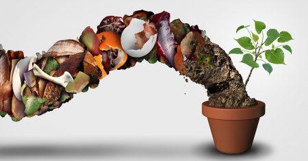 Abfallvermeidung ist einer der Bausteine zu einem nachhaltig geführten Unternehmen.