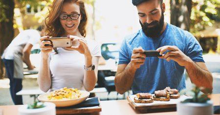 Jeder Gastronom freut sich, wenn Food-Blogger das Essen positiv erwähnen.