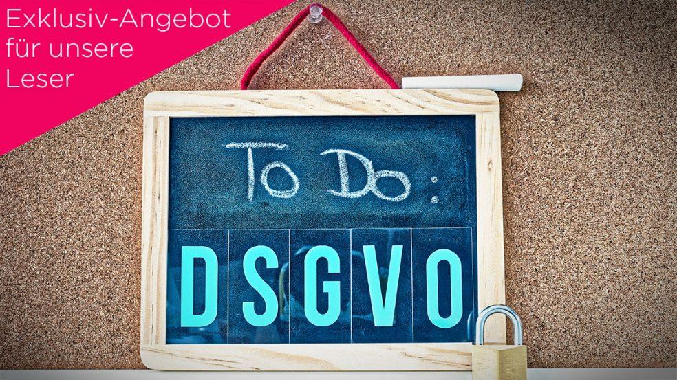 DSGVO mit dem Expertenforum.