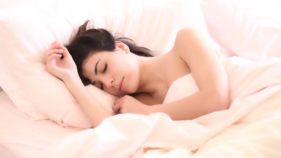Gut schlafen im Luftbett