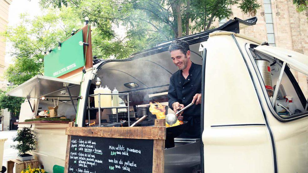 Streetfood bietet auch im Winter Umsatzchancen