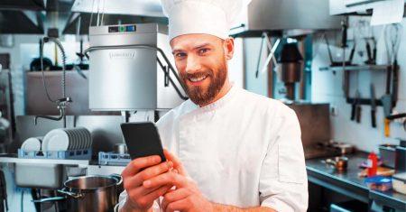 Smarte Küchentechnik von Hobart