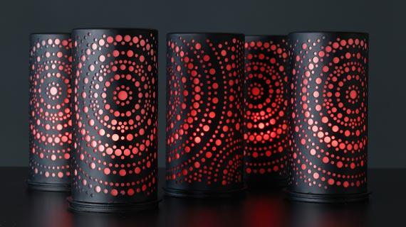 Bringen Sie Licht ins Dunkle – mit LED-Kerzen von Duni