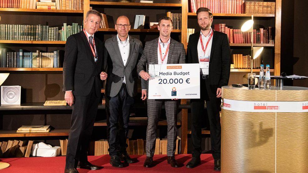 Gewinner des Techno-Awards hotelshop.one