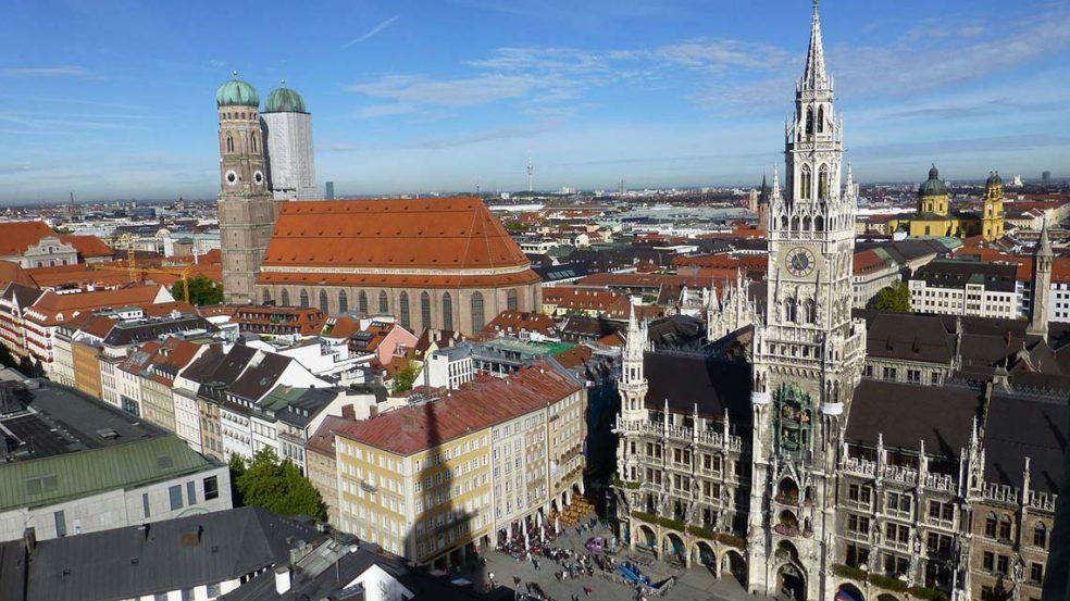 In München sind die Übernachtungspreise deutschlandweit am höchsten.