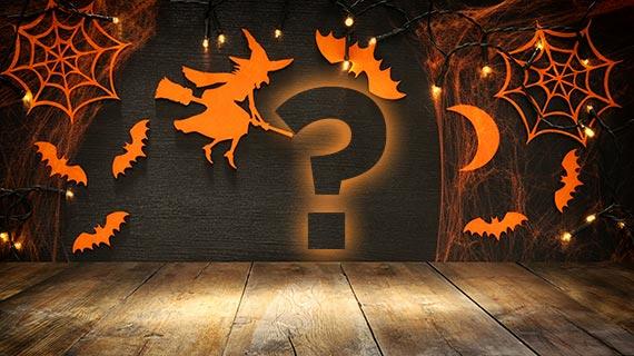 Halloween-Quiz für Besserwisser