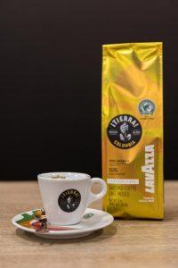 Nachhaltige Landwirtschaft und Rainforest Alliance Zertifizierung - der neue Filterkaffee Lavazza ¡Tierra! Colombia verbindet Geschmacksprofile aus unterschiedlichen Regionen des Landes.