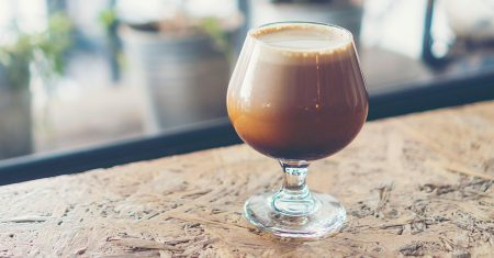 Nitro Cold Brew schon seit letztem Jahr als Kaffeetrend gesichtet.