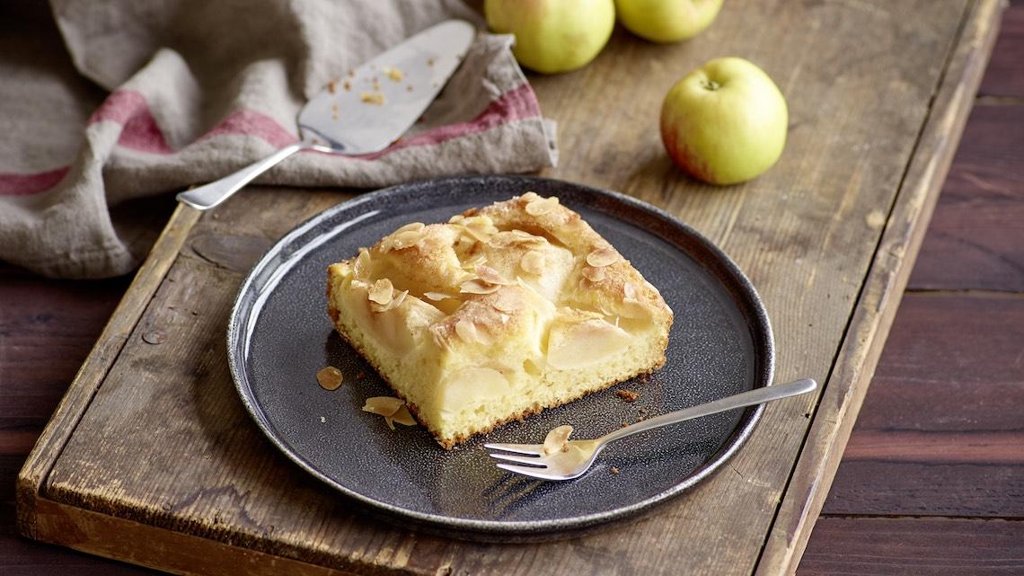 Blechkuchen Apfel