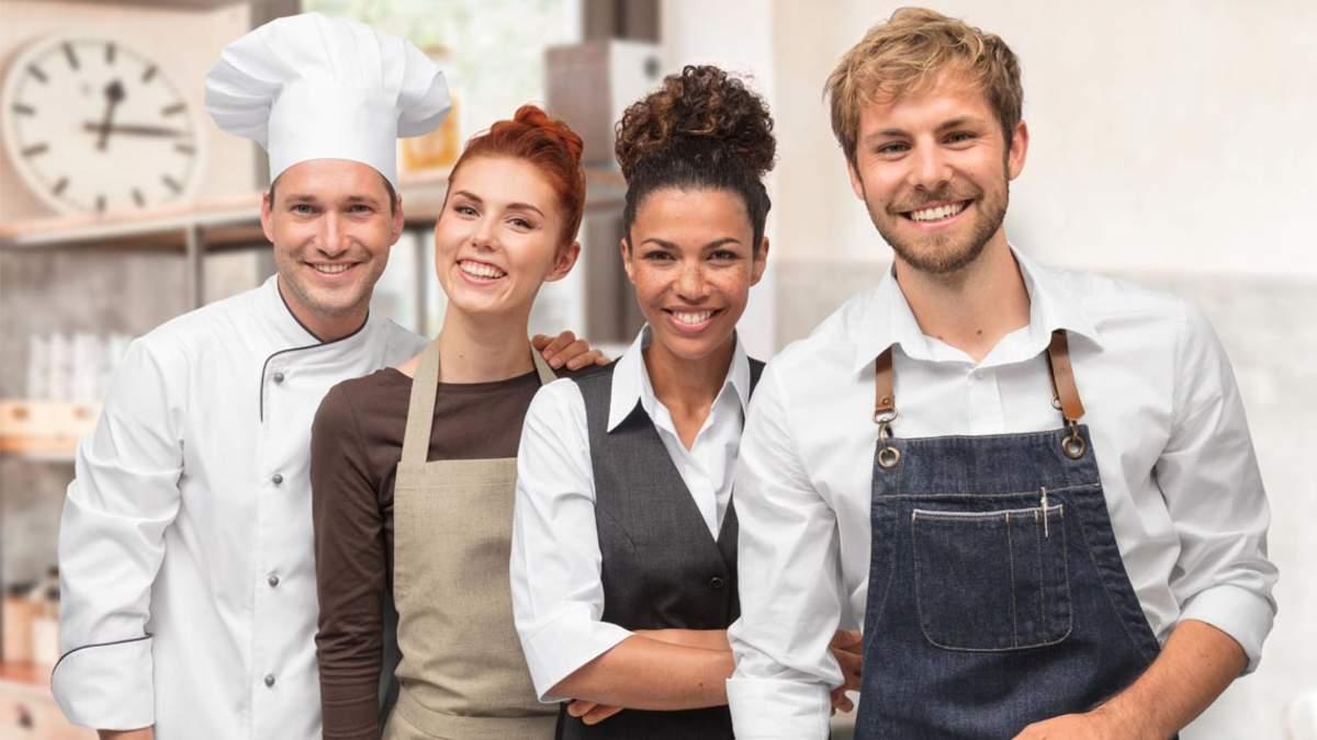 Berufsbekleidung: Elegant und funktional für Service und Küche