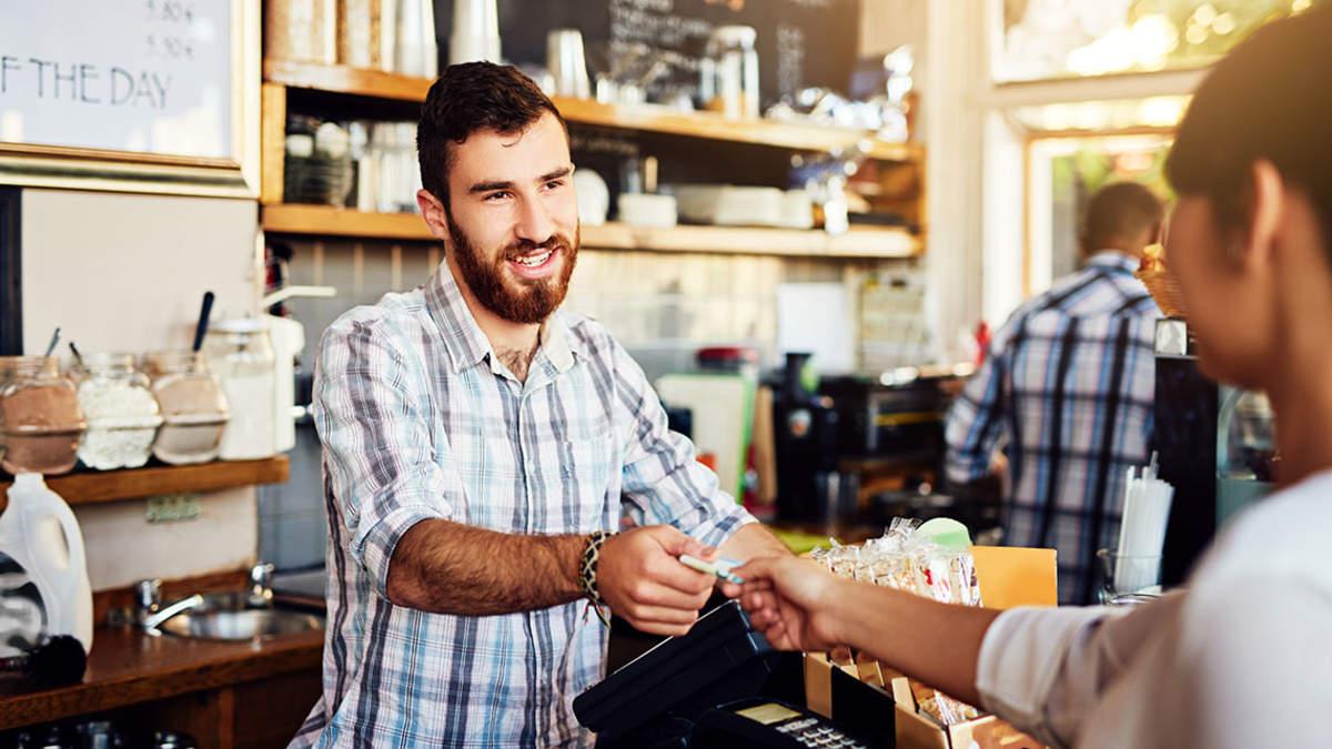 Gastronom und Hotelier als virtuelle Bank