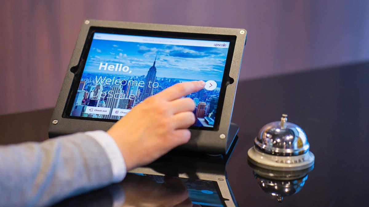 Digitalisierte Hotels ku00f6nnen sich Vorsprung sichern