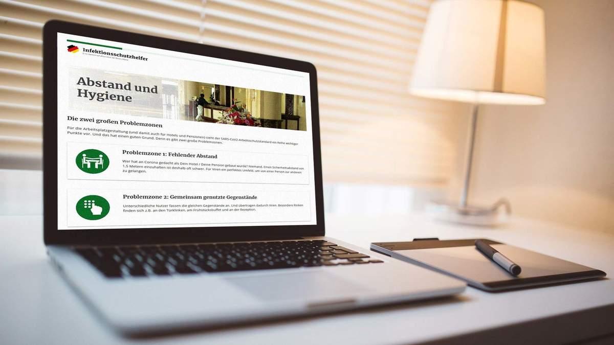 """Kostenlose Online-Schulung der Initiative """"Infektionsschutzhelfer"""""""