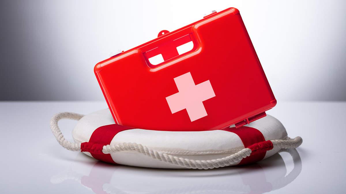 Notfallkoffer für den Ernstfall im Gastgewerbe