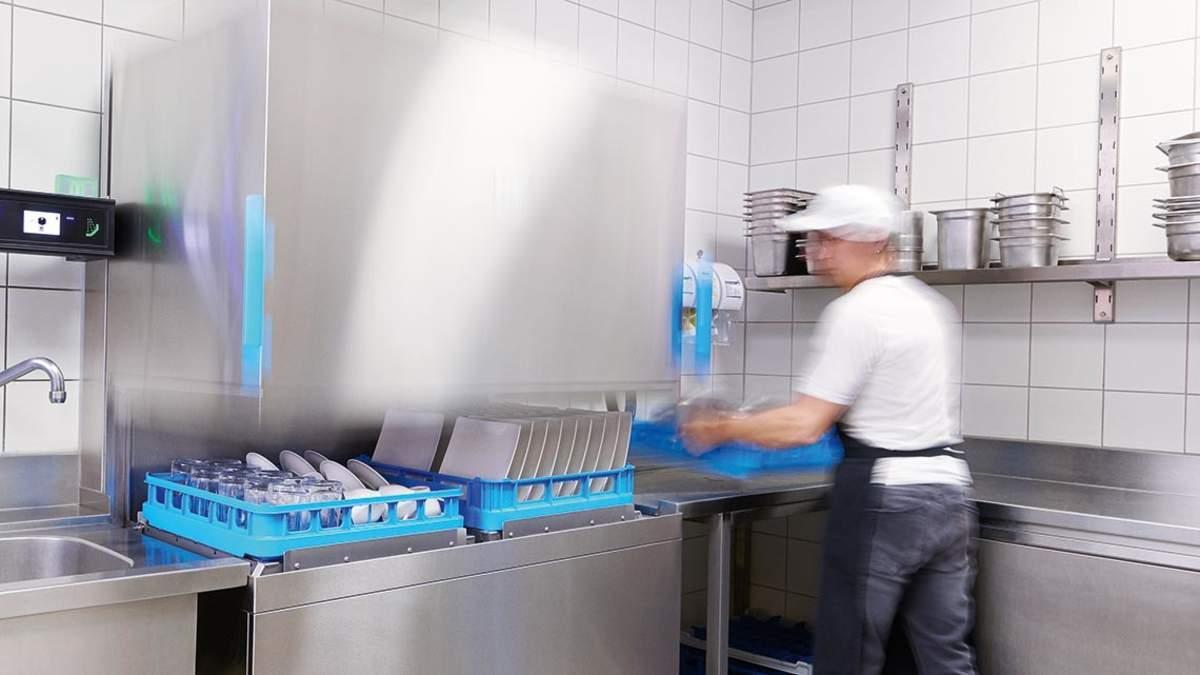 Spülmaschinen von MEIKO für den Profibedarf
