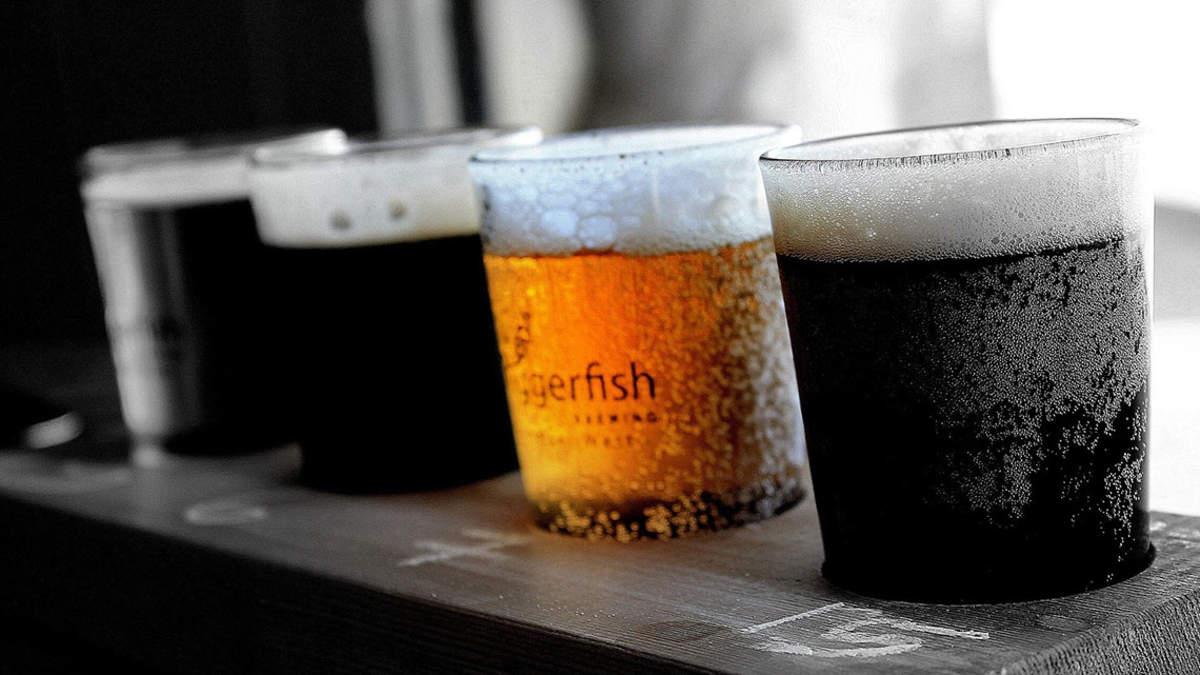 Trends auf der Bierkarte